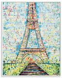 Bonjour Eiffel Tower