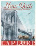 Explore New York NYC Vintage