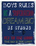 Boys Rules The Sky is the Limit