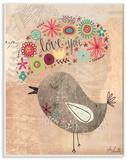 Love You Little Birdie