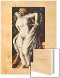 La Mort et la Jeune Feme 1517