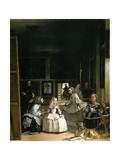 Les Menimes 1656