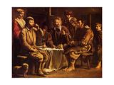 Repas de Paysans  1642