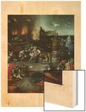 La Tentation de St-Antoine 1450-1516