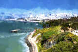 Coast of San Francisco
