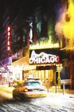 Broadway in Winter