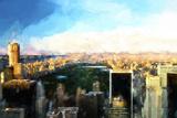 Central Park Cityscape