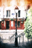 Paris Montmartre Stairs