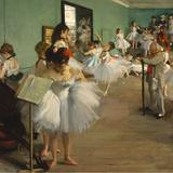 The Ballet Class (1871-1874)