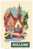 Monnickendam  Holland-The Netherlands