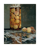 Jar of Peaches  1866
