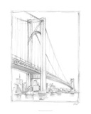 Suspension Bridge Study I