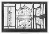 French Garden Blueprint III