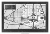 French Garden Blueprint II
