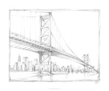 Suspension Bridge Study III