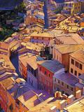 Above Siena