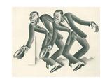 Vaudeville Team No 28