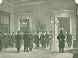 Le Salon de la Paix a Palais-Bourbon