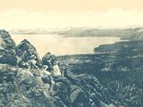 Beautiful Lake Tahoe 1915
