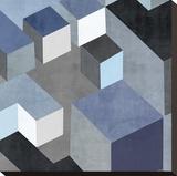 Cubic in Blue II