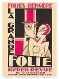 Folies Bergere - La Grande Folie - Hyper Revue de (of) Mr Lemarchand