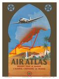 Air Atlas - Services All of Morocco  Algeria  Spain  France