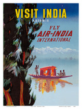 Visit India - Kashmir - Fly Air India International
