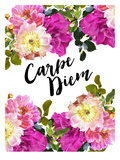 Carpe Diem-Floral