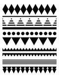 Geometric Art 12 Reproduction d'art par Pop Monica