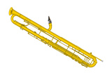 Contrabass Clarinet  Woodwind  Musical Instrument