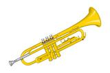 Trumpet  Brass  Musical Instrument