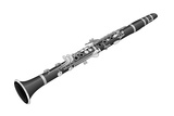 E-Flat or Soprano Clarinet  Woodwind  Musical Instrument