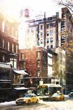 Sunlight on New York