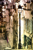 Alley in Montmartre