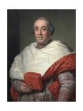 Portrait of Cardinal Zelada  1773