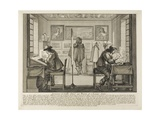 The Engraver and the Etcher  1642