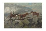 Mount Washington  1869