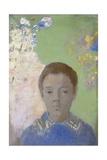 Portrait of Ari Redon  C1898