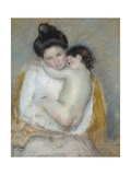Mother and Child  C1900