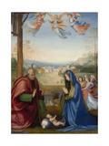 The Nativity  1504-07
