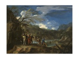 Polycrates and the Fisherman  C1664