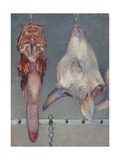 Calf's Head and Ox Tongue  C1882