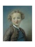 Portrait of Jean-Baptiste Antoine Le Moyne  1747