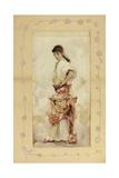 Girl in Spanish Costume  before 1880