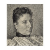 Portrait of Anna Boch  1894