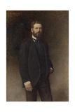 Portrait of Henry Field  1896