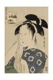 The Asahiya Widow  C 1795-96