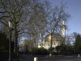 London Central Mosque  Regents Park  London