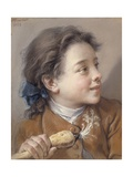 Boy with a Carrot  1738