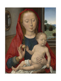 Virgin and Child  1485-90